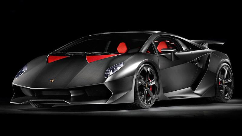 2010 Lamborghini Sesto Elemento Concept expensive cars