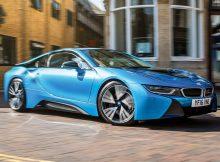BMW I8 сайт