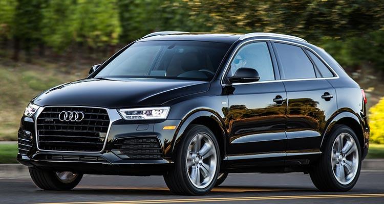 Audi Q3 expensive-cars