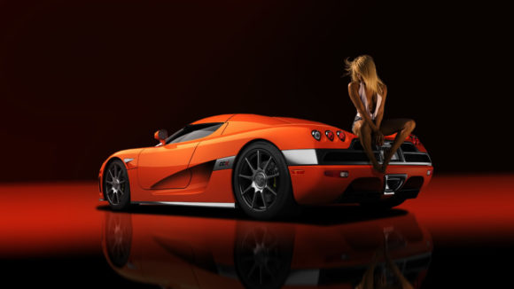 Koenigsegg Ccxr Trevita Expensive Cars